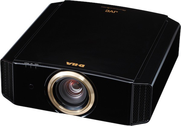 JVC DLA-RS40 3D HOME CINEMA PROJECTOR