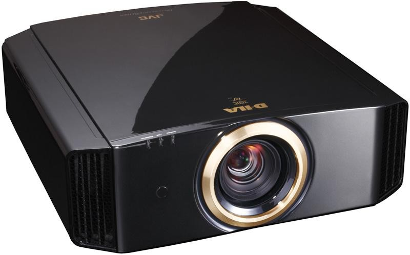 JVC DLA-RS50 3D HOME CINEMA PROJECTOR
