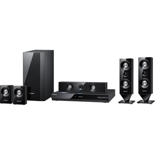 SAMSUNG HT-C6500 Blu-Ray Wi-Fi Home Theater System