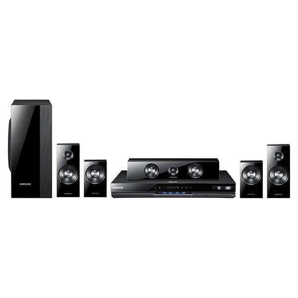 SAMSUNG HT-D5500 3D Wi-Fi Blu-Ray Home Theater System