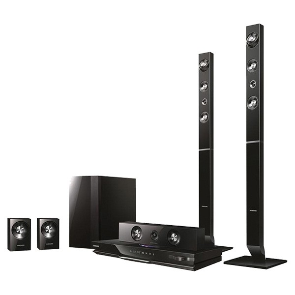 SAMSUNG HT-E6730W 3D Blu-Ray Wi-Fi Home Theater System