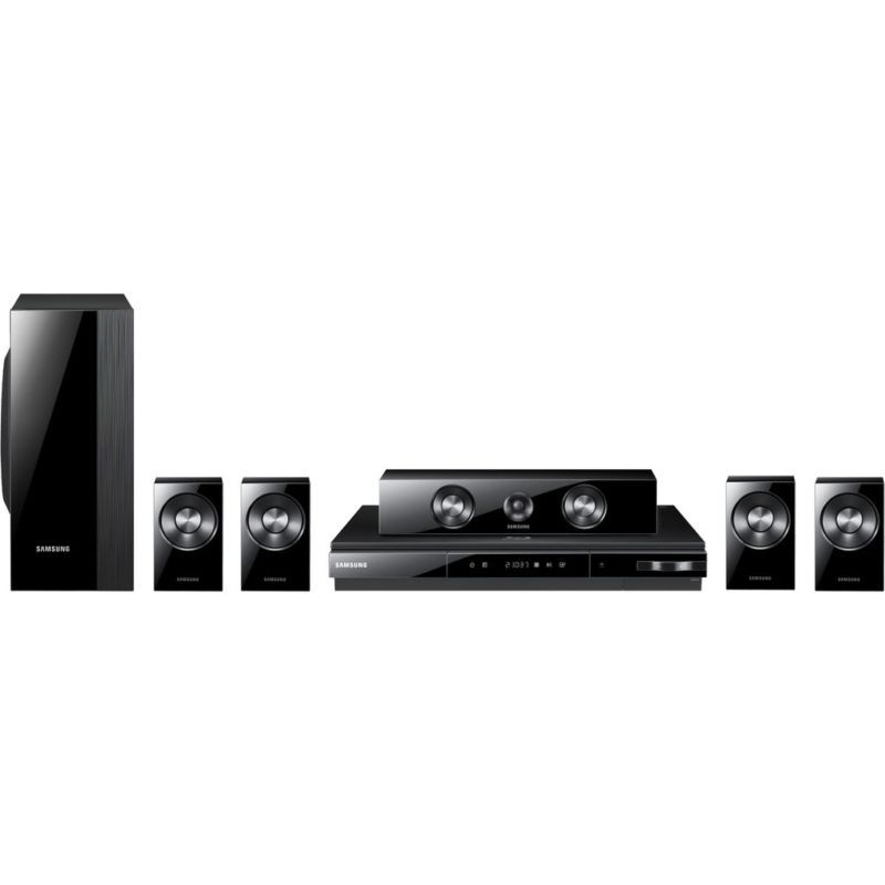 SAMSUNG HT-D5300 3D Blu-Ray Home Theater System