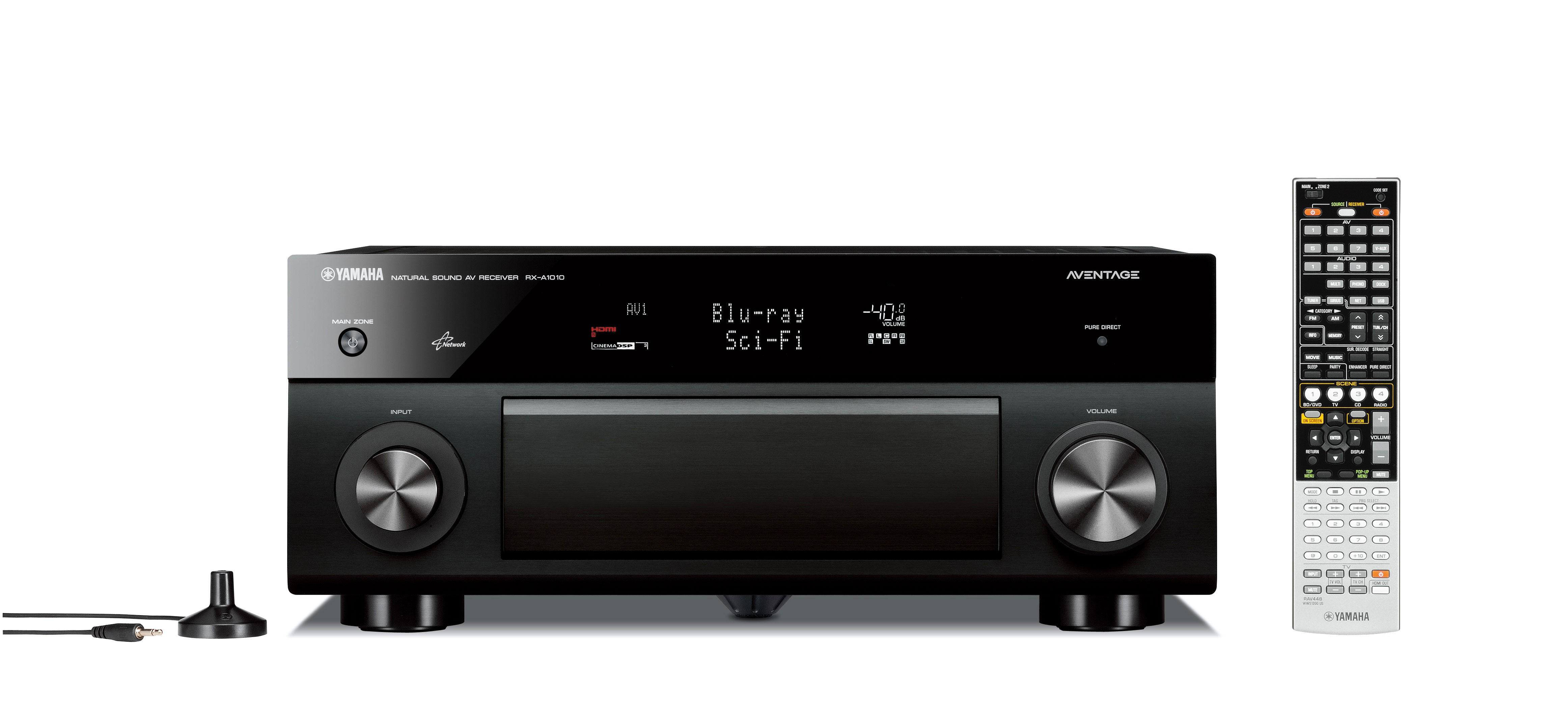YAMAHA RX-A1010 AVENTAGE Series Home Theater Receiver