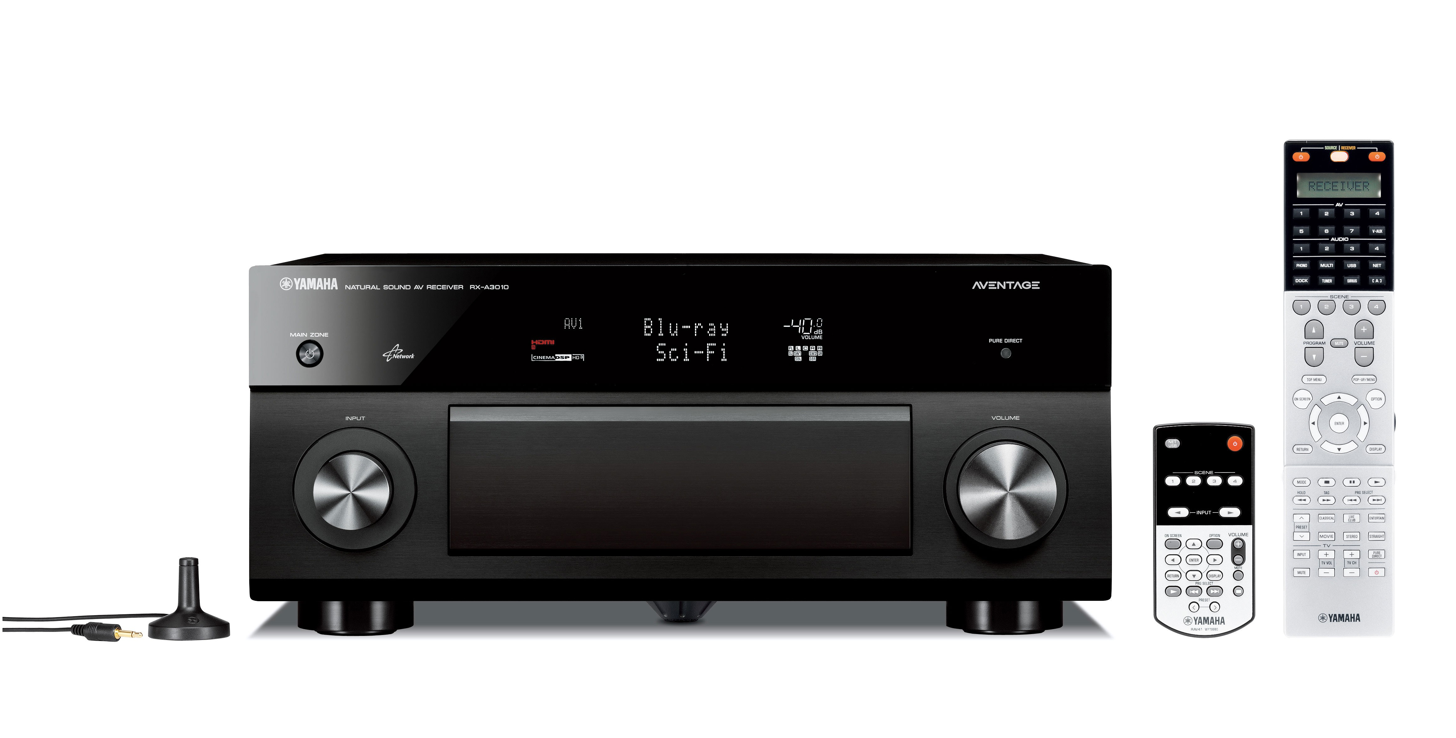 YAMAHA RX-A3010 AVENTAGE Series Home Theater Receiver
