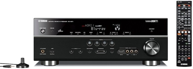 YAMAHA RX-V671 7.2-Channel Digital Home Theater Receiver