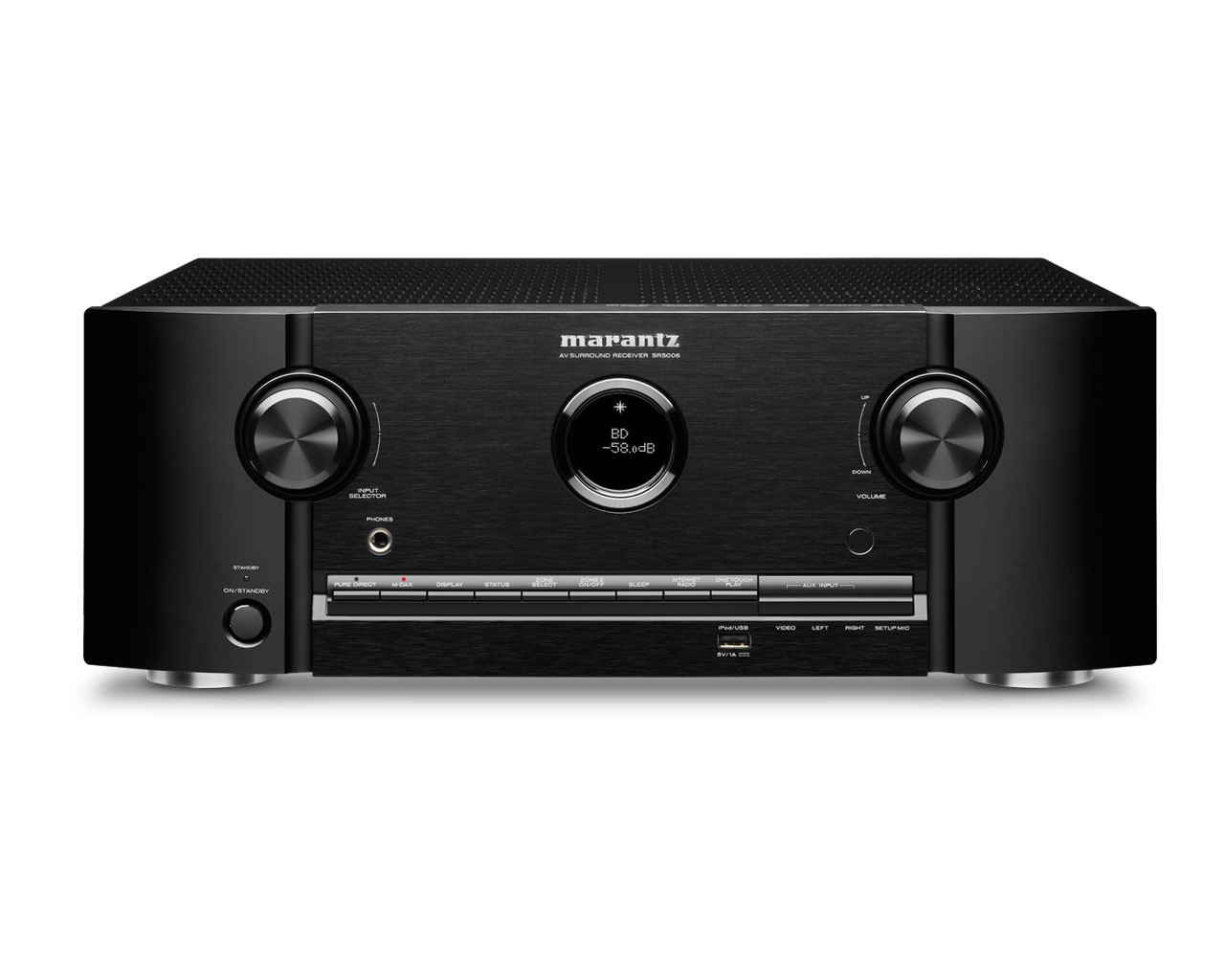 Marantz SR5006 7.1 Channel A/V Home Theater Receiver