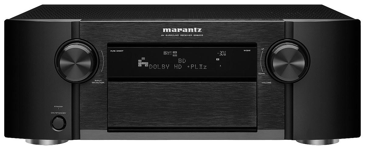 Marantz SR6005 7.1 Channel A/V Home Theater Receiver